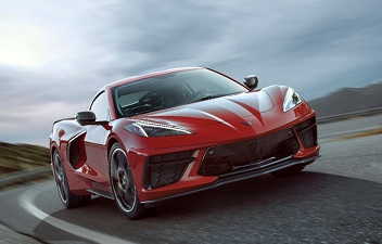 Win an ALL-NEW 2020 C8 Corvette