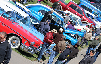 Sell a Vehicle or Buy One in the Car Corral